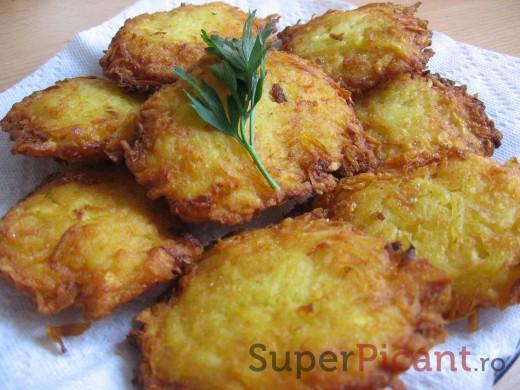 Chiftele de cartofi